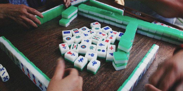 日本のシーケンス-麻雀ゲーム